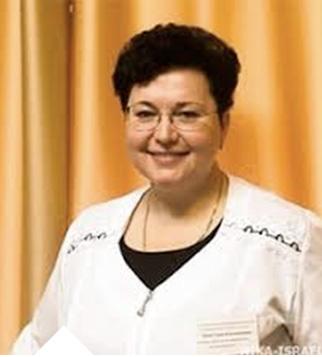 Доктор Брюн Елена Владимировна
